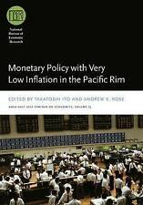 Monetary Policy with Very Low Inflation in the Pacific Rim (National Bureau of E