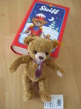 STEIFF Teddybär Carlo in Märchenbuchbox 23cm goldbraun NEU