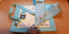 Masonic craft worshipful masters apron, collar and collar jewel