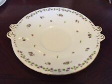 Beautiful Antique Harrods China Cake Plate