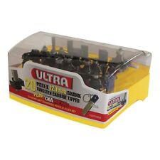 Ultra ROUTER BIT SET 162012KA 20Pieces 12.7mm Shaft, Tungsten Carbide Tipped