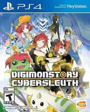 Digimon story Cyber Sleuth PS4 Game Digimonstory English BRAND NEW SEALED