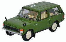 OXFORD 1/76 Rango Rover Clásico lincoln verde #76rcl001