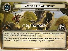 Lord of the Rings LCG - #027 capture the oliphaunts-The mumakil