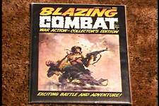 BLAZING COMBAT MAGAZINE #1 1965 VF/NM  VERY RARE WARREN FRAZETTA