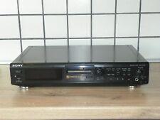 Vintage Sony MDS-JE500 MiniDisc 1997 + R.C. RM-D29M + NEW 5 SONY 74min MD Colour