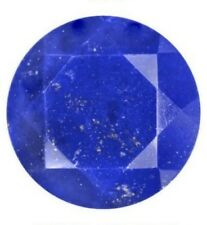 LAPIS FACETED 11 MM ROUND CUT ALL NATURAL BEAUTIFUL COLOR