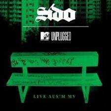 """SIDO """"SIDO MTV UNPLUGGED LIVE AUS´M MV"""" CD NEW+"""