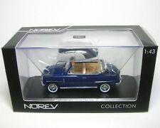 Fiat 1400 Convertible (azul) 1950