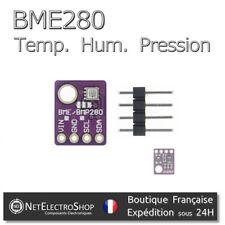 Module BME280 - Temperature Humidité Pression - I2C - Arduino Raspberry