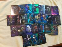Marvel contest of champions arcade game ALL UnCommon Cards, 25 Pack ALL FOIL