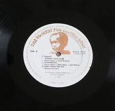 CONCERT FOR BANGLADESH ORIG 71 ISRAELI PRESS Harrison Dylan BEATLES 3 LP