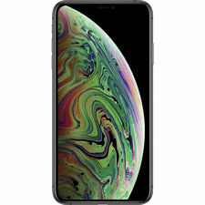 Apple iPhone Xs Max Space Gray 256Gb A1921 Lte Gsm Cdma Verizon Unlocked - Good