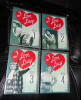 I Love Lucy - The Complete Fifth Season (DVD, 2005, 4-Disc Set)  BOX IS MISSING