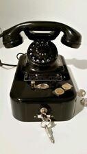 Altes Telefon Wählscheibe Tischmünzer Tln Mü 55b (Groschengrab) W48