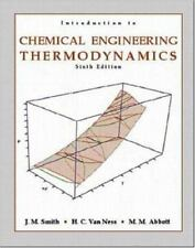McGraw-Hill: Introduction to Chemical Engineering Thermodynamics, 6th Edition
