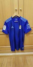 Camiseta Real Oviedo 2019-20 España Shirt Original Adidas Trikot M Maglia Jersey