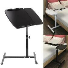 Adjustable Portable Laptop Table Stand Lapdesk Sofa Bed PC Notebook Desk Tray UK