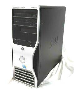 Dell Precision T3500 Intel Xeon E5507 2.27GHz 7GB DDR3 WIN8COA No HDD