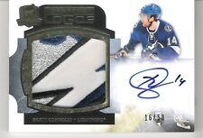 Brett Connolly 2011-12 The Cup Limited Logos Autograph Logo Patch 16/50 Auto