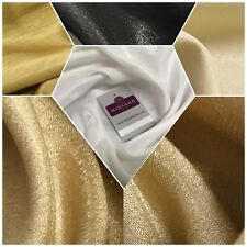 "Shimmer Raw Faux Silk Dupion Shantung Dress Fabric 45""  Wide M805 Mtex"