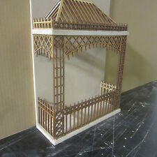 Dolls House 12th scale   Balcony Kit (Single)    designed as Ironwork  DHD2201