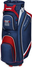 Bag Boy Revolver FX Cart Bag Navy/Red/White