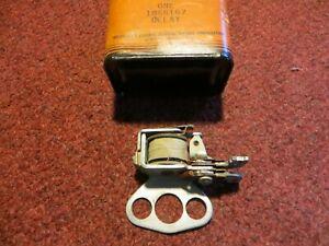 NOS Cadillac-LaSalle 1937-42 Starter Relay, Delco Remy 1866167