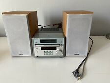 Sony Micro Hi-Fi Mini Component System CMT-RB5 With SS-CRB5 Speakers