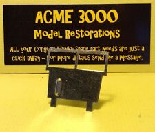 French Dinky 809 GMC Army Troop Carrier Reproduction Repro Tin Screen Surround