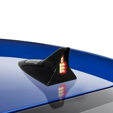 Solar Power Led Light Decorative Shark Fin Dummy Antenna for Cars Suv's