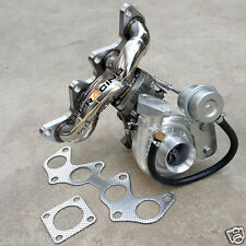 Upgraded CT9 Turbo+Exhaust turbo Manifold for Starlet EP82 EP85 EP91 4E-FTE 1.3l