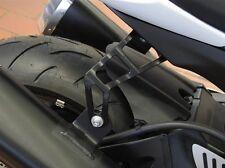 GSG Auspuffhalter links Suzuki GSX-R 1000 WVCL GSXR 1000 schwarz K7 K8 NEU