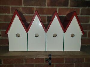Sparrow House Terrace | Bird Nesting Box