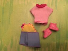 Kelly  Doll Clothes rare  overall short set