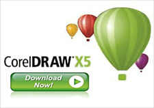 CorelDraw X5 SPECIAL EDITION ESD ENGLISH DEUTSH FREMCH ITALIANO NL_ES_BR NEW