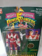 Bandai Power Rangers Mighty Morphin Power Ranger Jason the Red Ranger VintagwNew