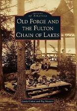 Old Forge and the Fulton Chain of Lakes (Images of America Series), Masters, Peg