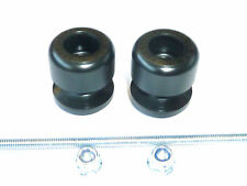 HONDA VFR400 NC30 REAR AXLE CRASH MUSHROOMS SLIDERS BOBBINS BUNGS SPOOLS S16O