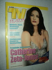 TV 45/2000 CATHERINE ZETA-JONES LEONARDO DI CAPRIO KATE WINSLET MADONNA CLOONEY