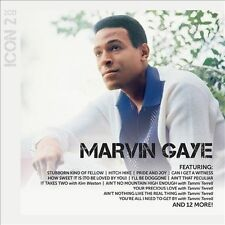 Icon 2 by Marvin Gaye (CD, Aug-2010, 2 Discs) Free Shipping!