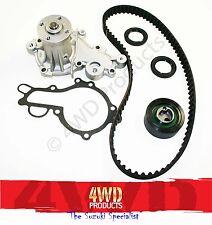 Water Pump/Timing Belt kit - Suzuki Sierra SJ50 SJ70 Drover 1.3 (84-11/91)