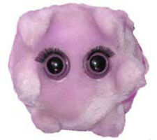 GIANT MICROBES KISSING DISEASE NEW STUFFED PLUSH!