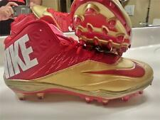 RARE Sz-14 Nike Zoom Alpha Pro TD San Fransisco 49ers Sample NFL Football Cleats
