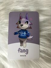 Amiibo NFC Karte Animal Crossing Fang/Grimm 338