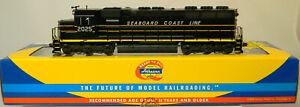 HO Scale Athearn RTR 95447 SD45 w/DCC Seaboard Coast Line #2025