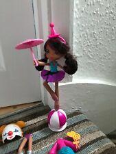 Bundle Of Bratz Kidz Circus Snap On Fashion Doll & Lots More....