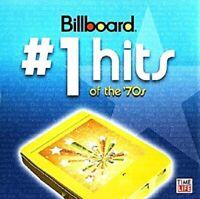 Billboard #1 Hits Of The '70s - Blockbusters - 2 CD Set - SEALED - NEW