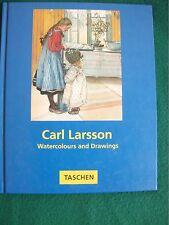 "Benedikt Taschen Series ""CARL LARSSON WATERCOLOURS and DRAWINGS"" ISBN:3822890391"
