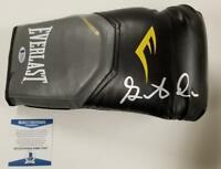 Gervonta Davis signed Black Everlast Boxing Glove Autograph (E)~ Beckett BAS COA